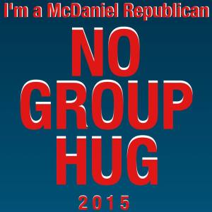 NO group hug